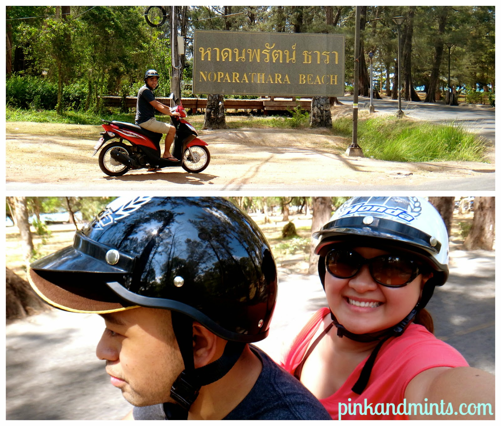 Motorbiking in Krabi