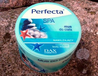 Dax Cosmetics, Perfecta SPA, Mus do ciała nawilżający