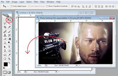 Cara pengunaan aplikasi photoshop