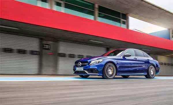 2015 Mercedes Benz C63 AMG Road Test Canada