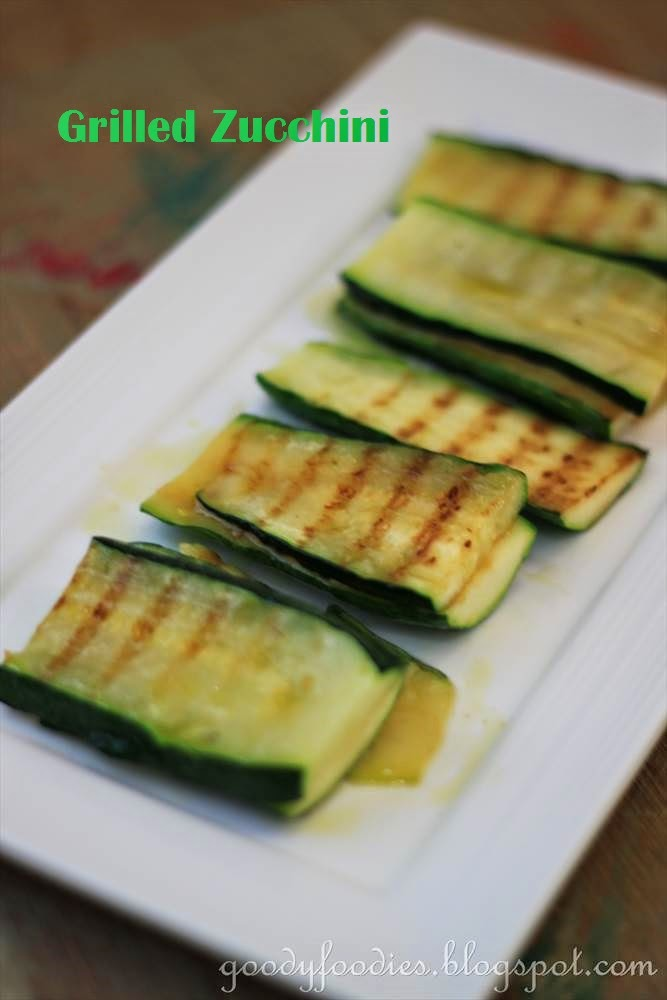 How To Grill Zucchini - Perfect Every Time Recipes — Dishmaps