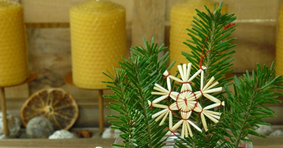 Weihnachtensdeko bastelideen f r das fest allegretta - Weihnachtsdeko tisch basteln ...