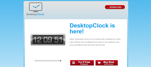DesktopClock