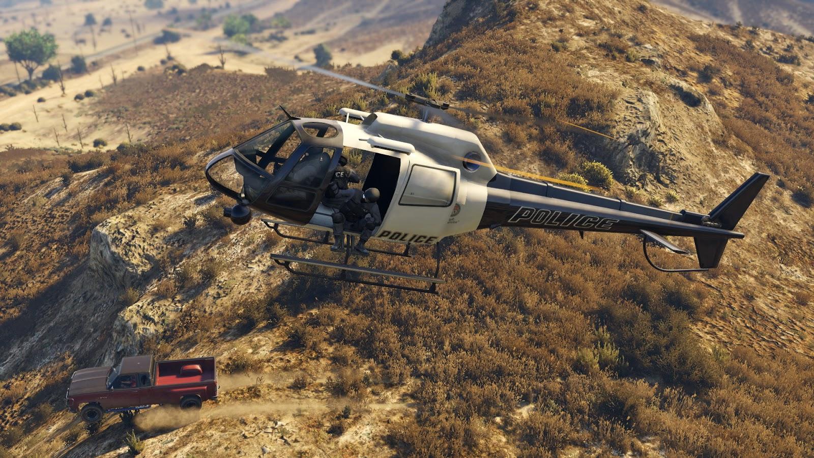 GTA5 - 俠盜獵車手5  PC版飛行事故任務跳出BUG解決辦法