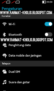 Download ROM Nokia Andromax G