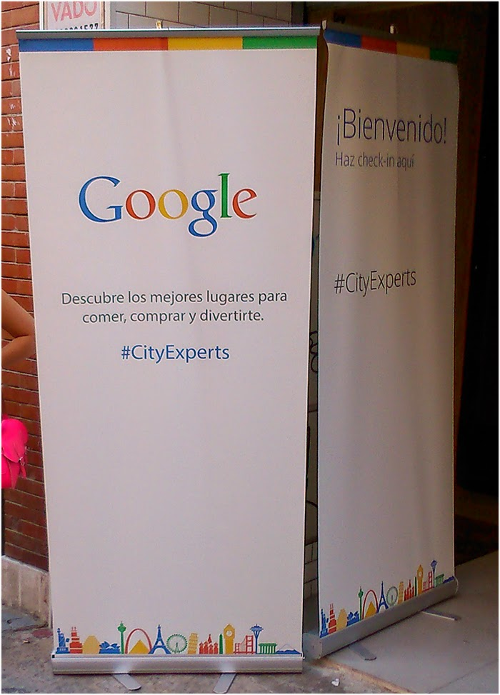 La Merienda Chic de los City Experts de Google