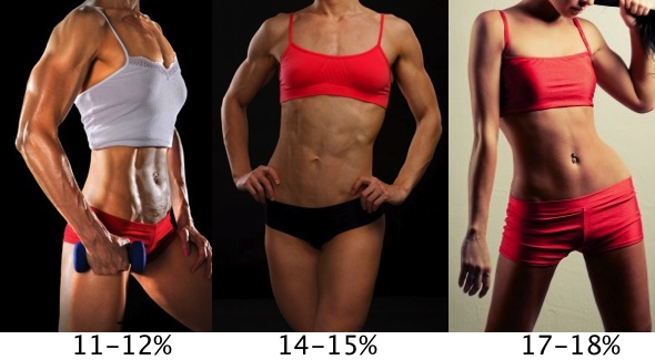 WHAT IS BODY FAT PERCENTAGE & HOW TO FIND YOUR PERFECT LOOK