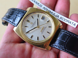 OMEGA CONSTELLATION SEMI SQUARE CASE - AUTOMATIC 1001