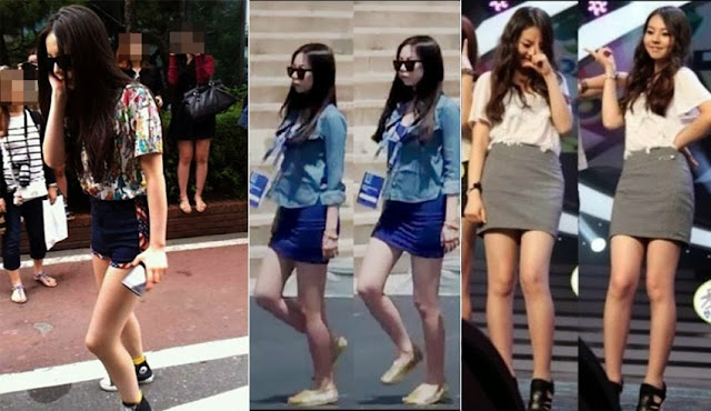 official korean fashion blog wondegirls sohee fashion