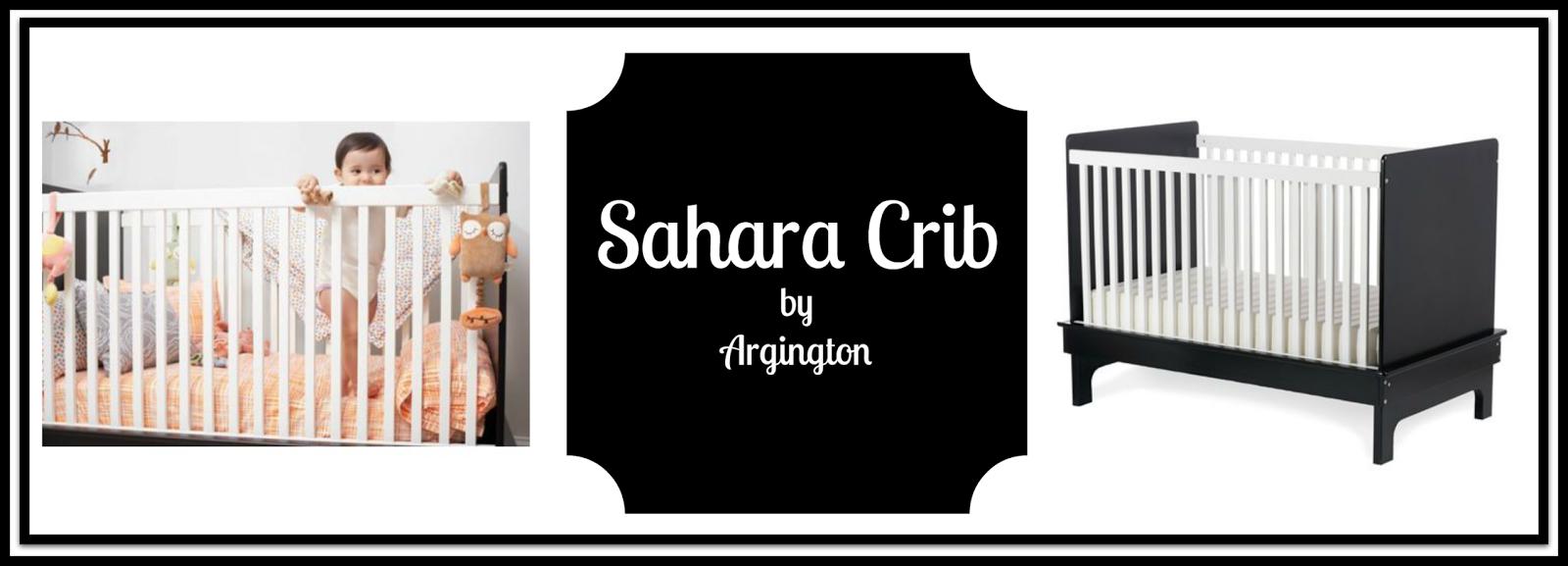 argington sahara crib conversion kit  creative ideas of baby cribs -  is a sleek modern crib at a great price the argington convertible crib