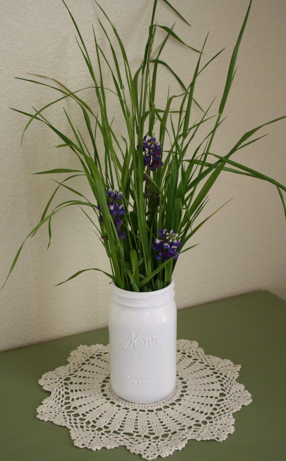 Spring Centerpieces Cheap : Cheap spring centerpiece