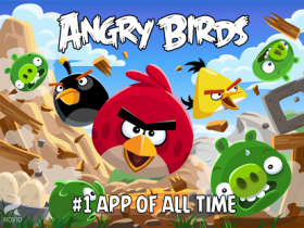 Angry Birds Arşivi(Tüm Oyunları) İndir