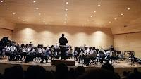Brillante actuación de la Banda en el conservatorio de Segovia