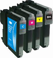 cartuchos de inyección de tinta