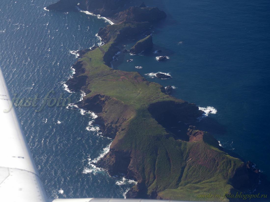 Мыс Ponta de Sao Lourenco на Мадейре