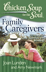 Available Now--A must-read for anyone responsible for or facing constant care of a loved one.
