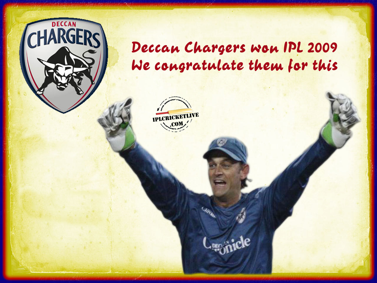 CRICKET: IPL 2009 IMAGES