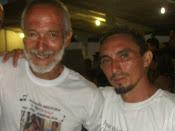Mestre Luiz Medicina e o C. Mestre Pintado