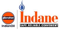 Indane Gas logo Image