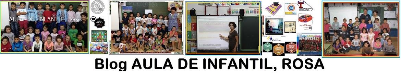 AULA DE INFANTIL, Rosa