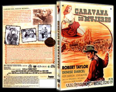 Caravana de Mujeres [1951] Descargar cine clasico y Online V.O.S.E, Español Megaupload y Megavideo 1 Link