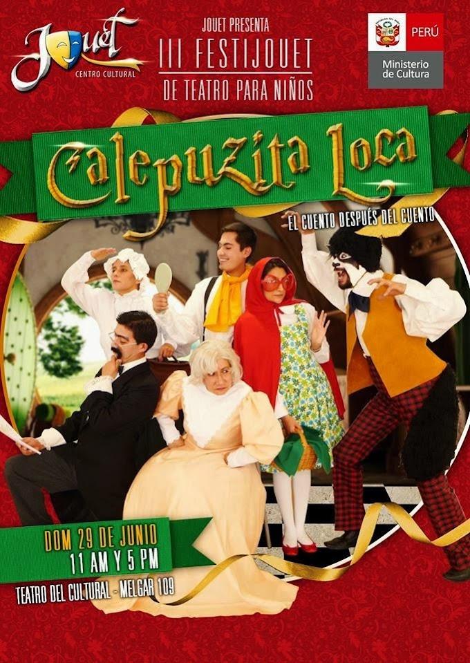 Caperucita Loca - Teatro - 29 de junio