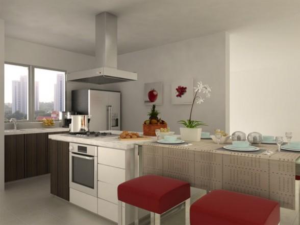 Como decorar mi casa como decorar mi cocina con un estilo for Como amueblar mi cocina
