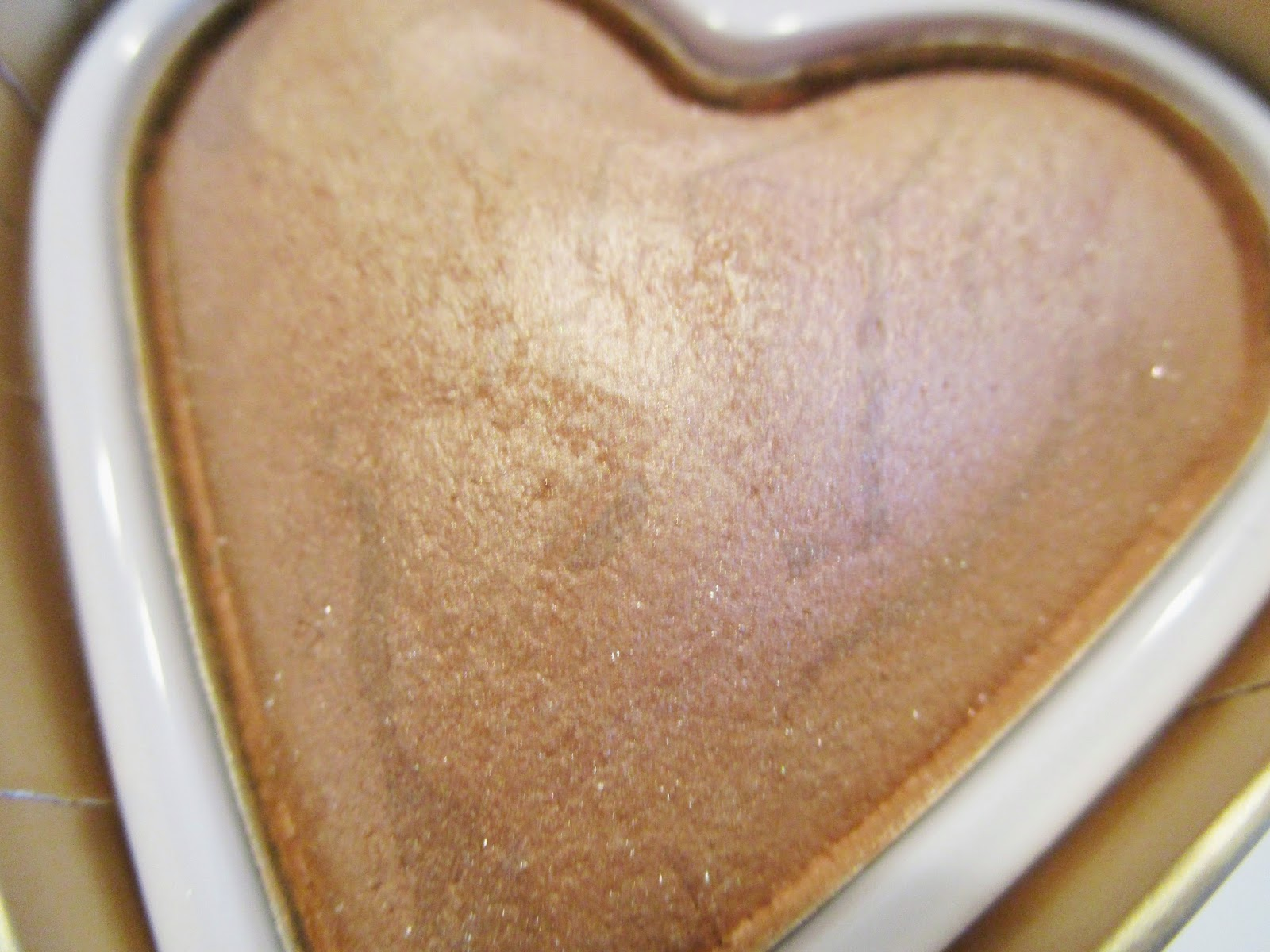 Bronzer Summer of Love Blushing Heart I Heart Make Up