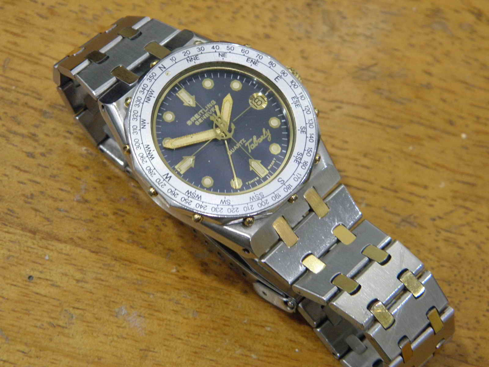 breitling tabarly