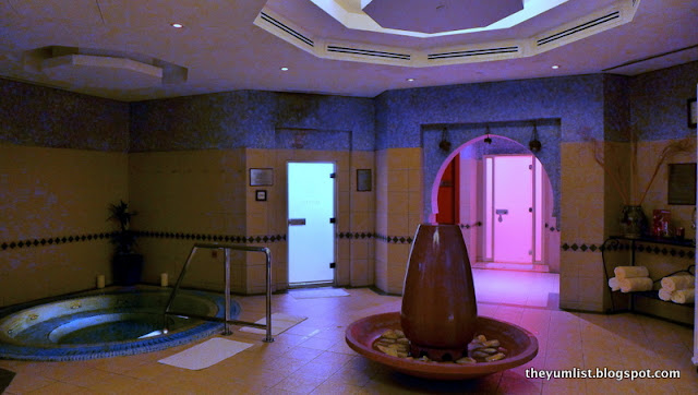 The Spa at JA Jebel Ali Golf Resort, Duba