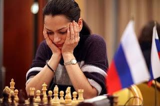 Echecs à Tbilissi: la GMI russe Alexandra Kosteniuk a pris un point à Tatiana Kosintseva