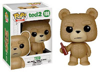 Funko Pop! Ted with beer