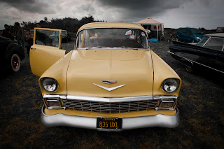 classic car show Cornwall