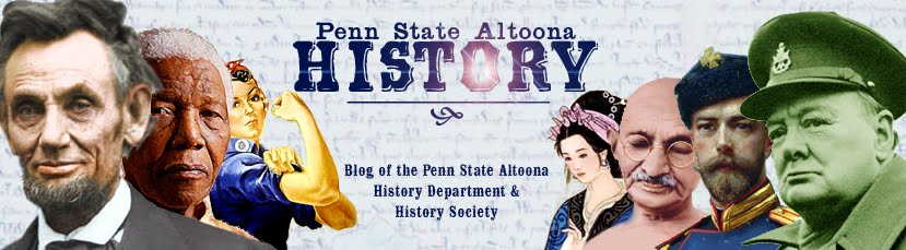The Lion's Penn: The Penn State Altoona History Department & Society