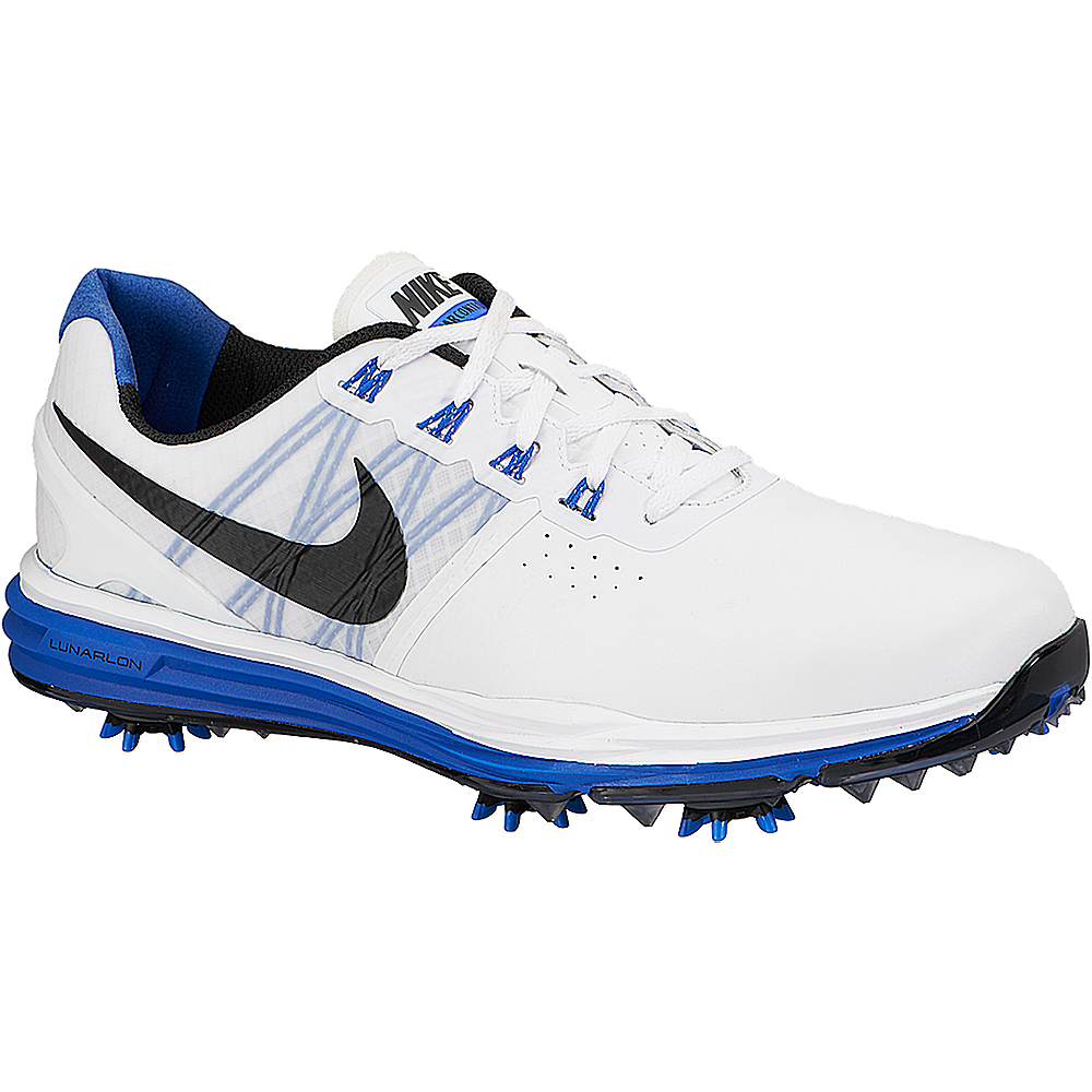 Nike Lunar Control Ll Golf Shoes Volt