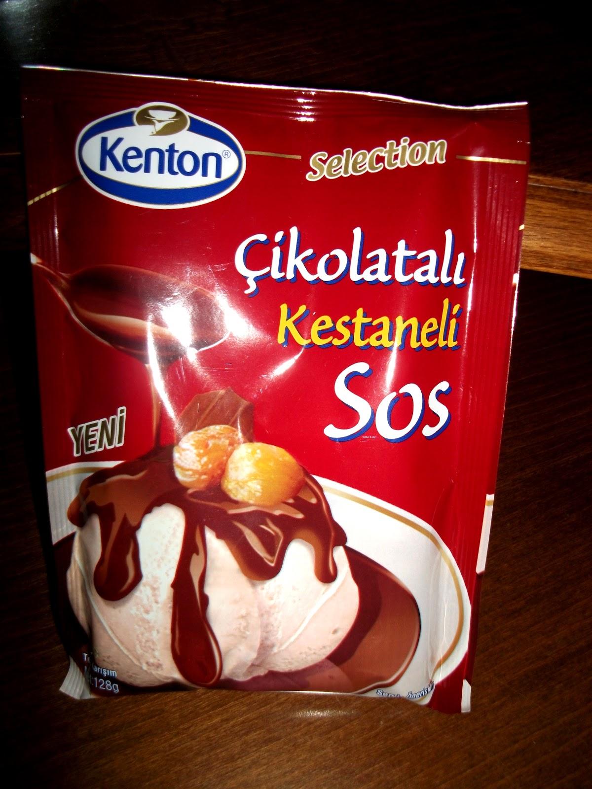 Kestaneli vanilya soslu kek Tarifi