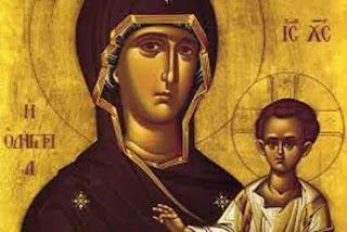 A Santíssima Virgem é Mãe de Deus