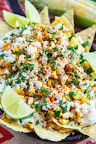 Mexican Street Corn Nachos