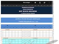 Download Aplikasi Pembuatan Jadwal Pelajaran Terbaru