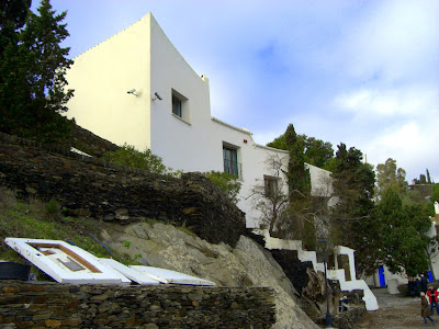 Casa Museu Dalí in Portlligat