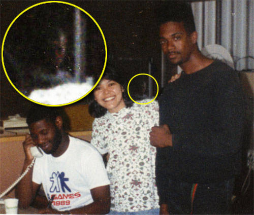 Real Pictures Of Ghosts And Demons