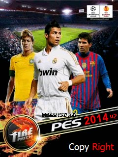 PES 2014 - screenshot thumbnail