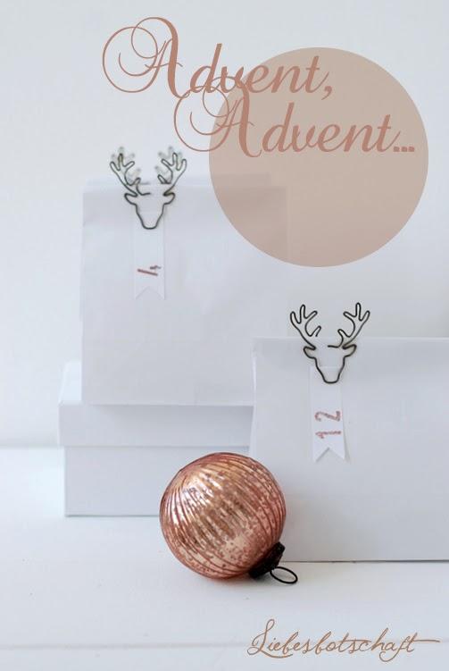 liebesbotschaft kupfer in weihnachtsstimmung. Black Bedroom Furniture Sets. Home Design Ideas