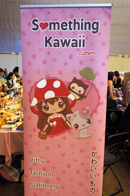 Something Kawaii at Hyper Japan, London 2013