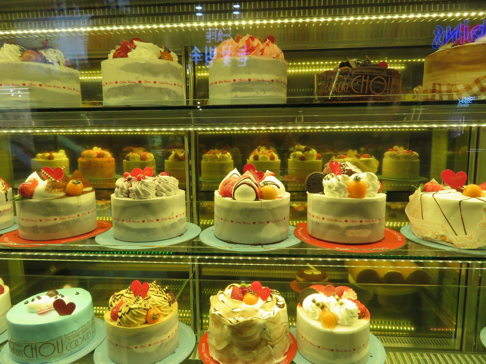Chou Bakery, Suwon