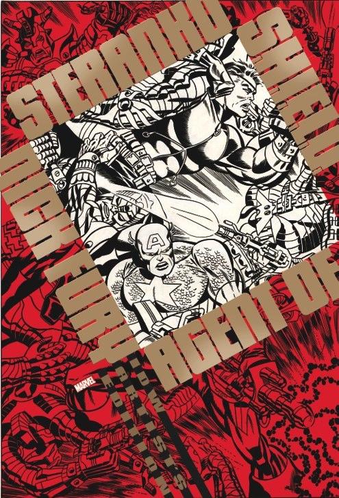 NICK FURY, AGENT OF S.H.I.E.L.D. STERANKO ARTIST EDITION!