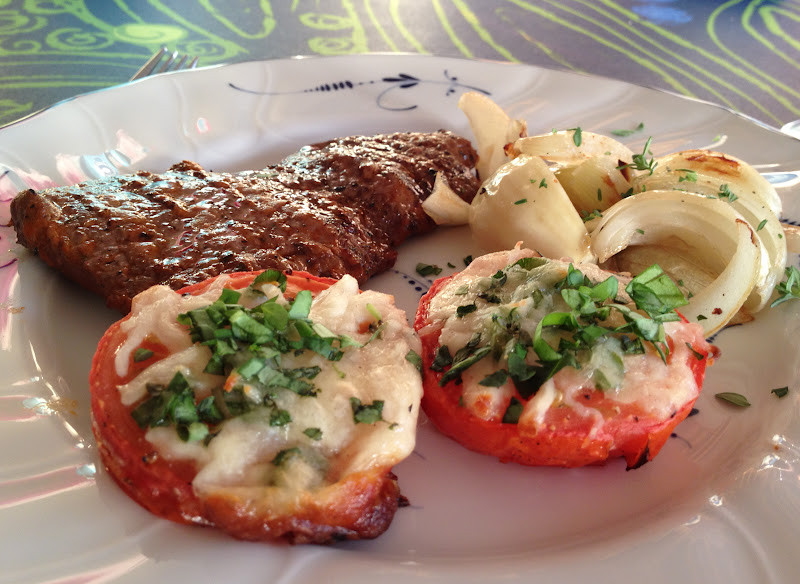 Grillatut tomaatit resepti