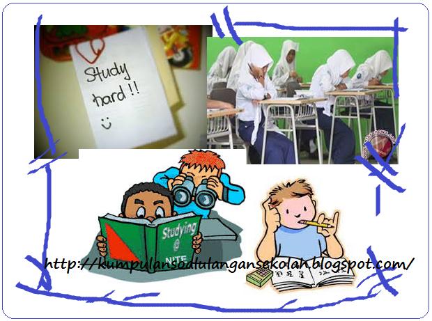 Soal-Soal UTS Semester 2 Bahasa Indonesia Kelas 7,8,9