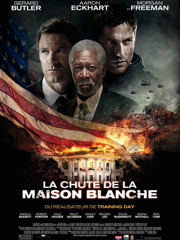 la chute de la maison blanche streaming on