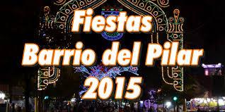 9 - 12 Octubre Fiestas en El Pilar